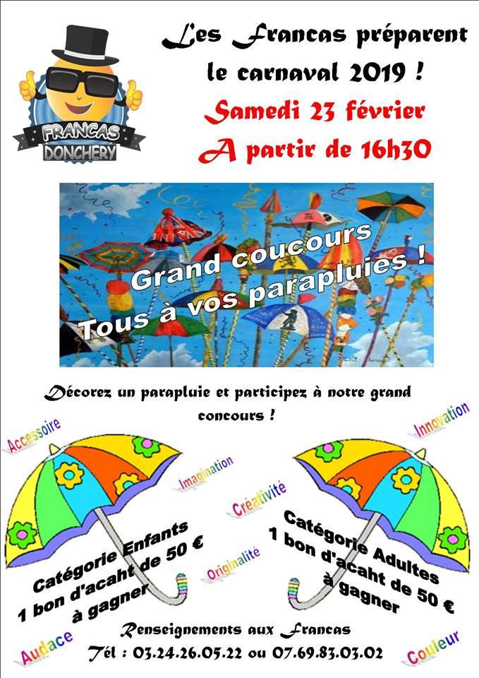 ac674176478 Concours de parapluie : c'est parti pour nous ! - Les Francas de ...